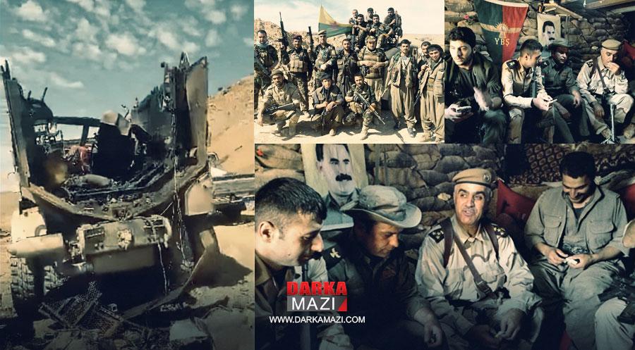 """PKK'nin """"U"""" dönüşündeki şahidi, konunun uzmanı Qadir Xorani kim çıktı?"""