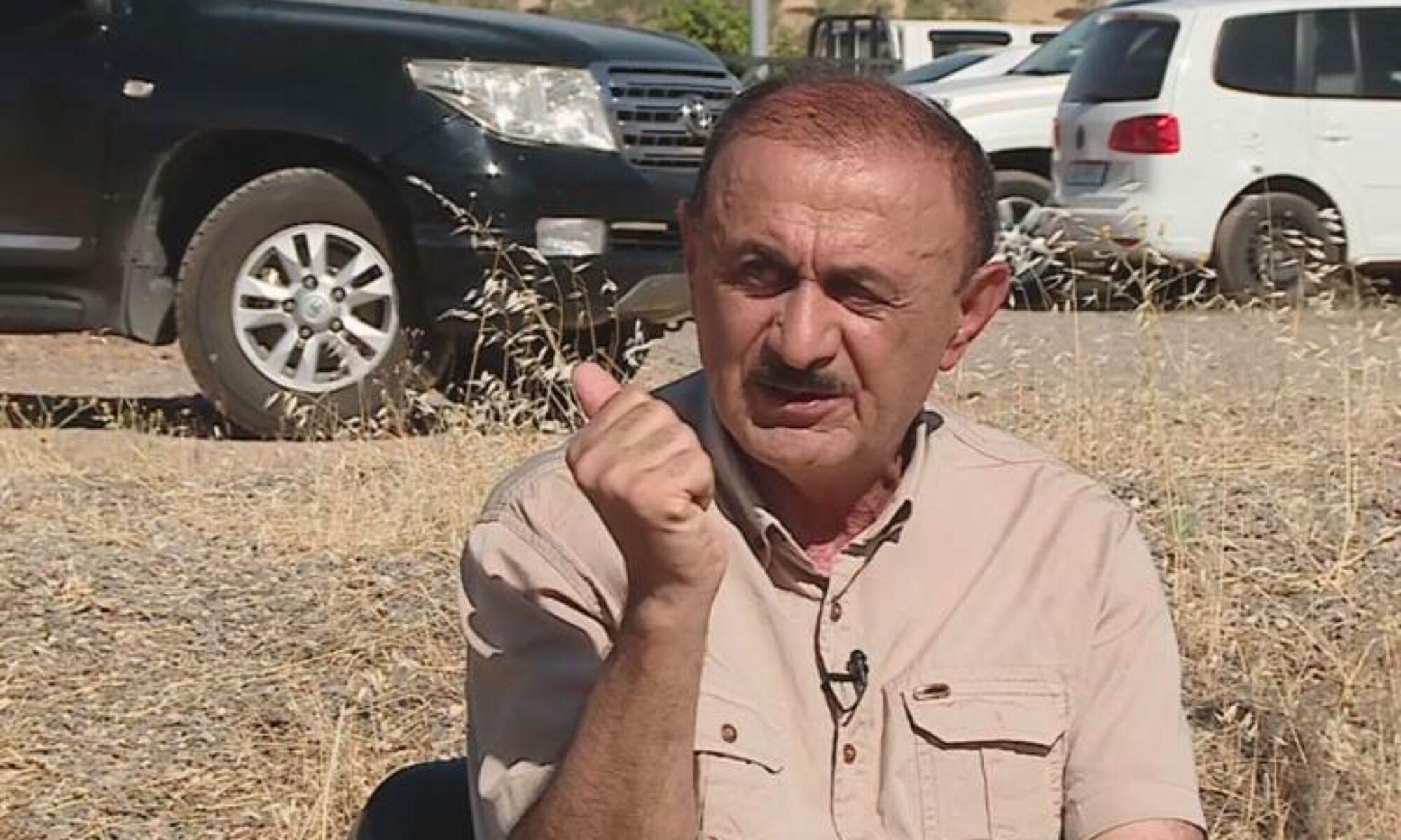 Türkiye'nin Kürdistan'daki Orman talanını deşifre eden Parlamenter Hirori: PKK sınırdaki pek çok yeri Türk ordusuna teslim etti