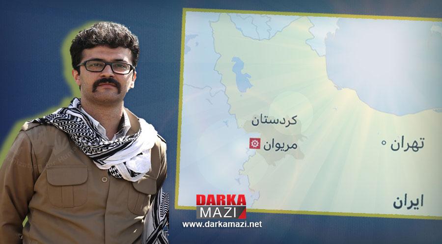 İran güvenlik güçleri Kürt şair, yazar ve aktivist Aram Fethi'yi kaçırdı Merivan Hengaw