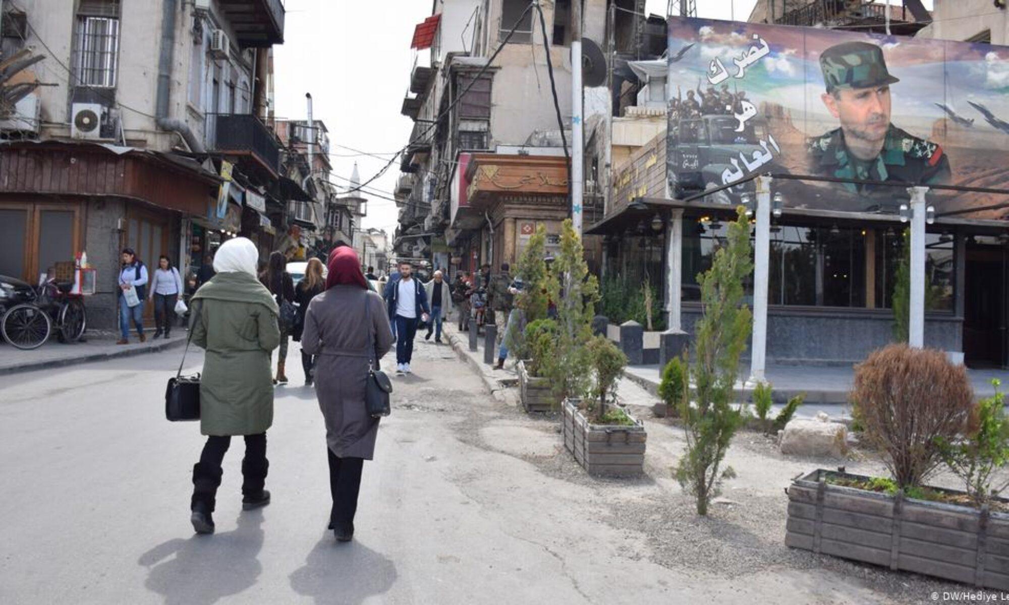 Suriye'de uyuşturucu kullananalar ve satanların şok edici hikayeleri