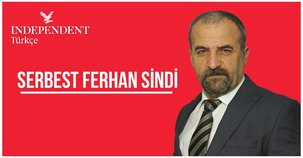 Ferhan Sindi Independent Türkçe için yazdı: Erbil büyük bedellerin sonucudur, altın tepside sunulmamıştır Mahabad, KDP,, PKK , ABD;