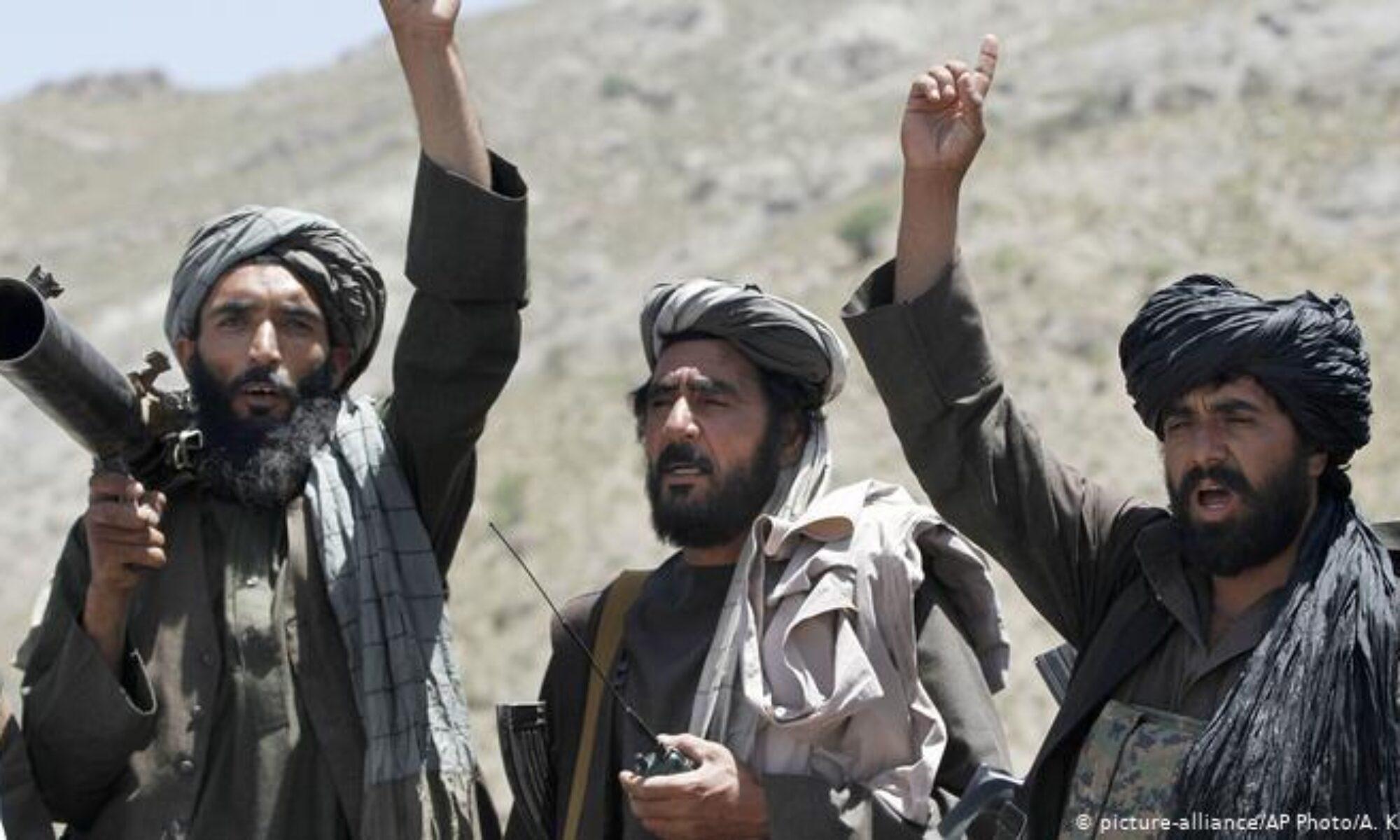 """Taliban Türkiye'yi reddetti ve Türkiye'de """"büyük bir İslam Ülkesi kurulmasını umduklarını"""" söyledi"""