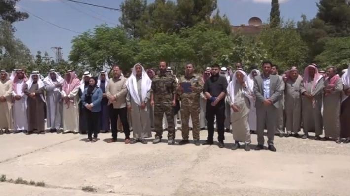 """Gösteriler sonrası Minbic'de """"zorunlu askerlik yasası"""" askıya alındı"""