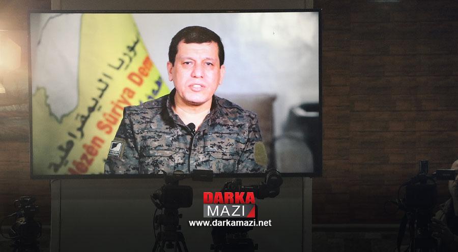 Mazlum Abdi: Efrin'deki saldırı ile HSD'nin bir ilgisi yoktur