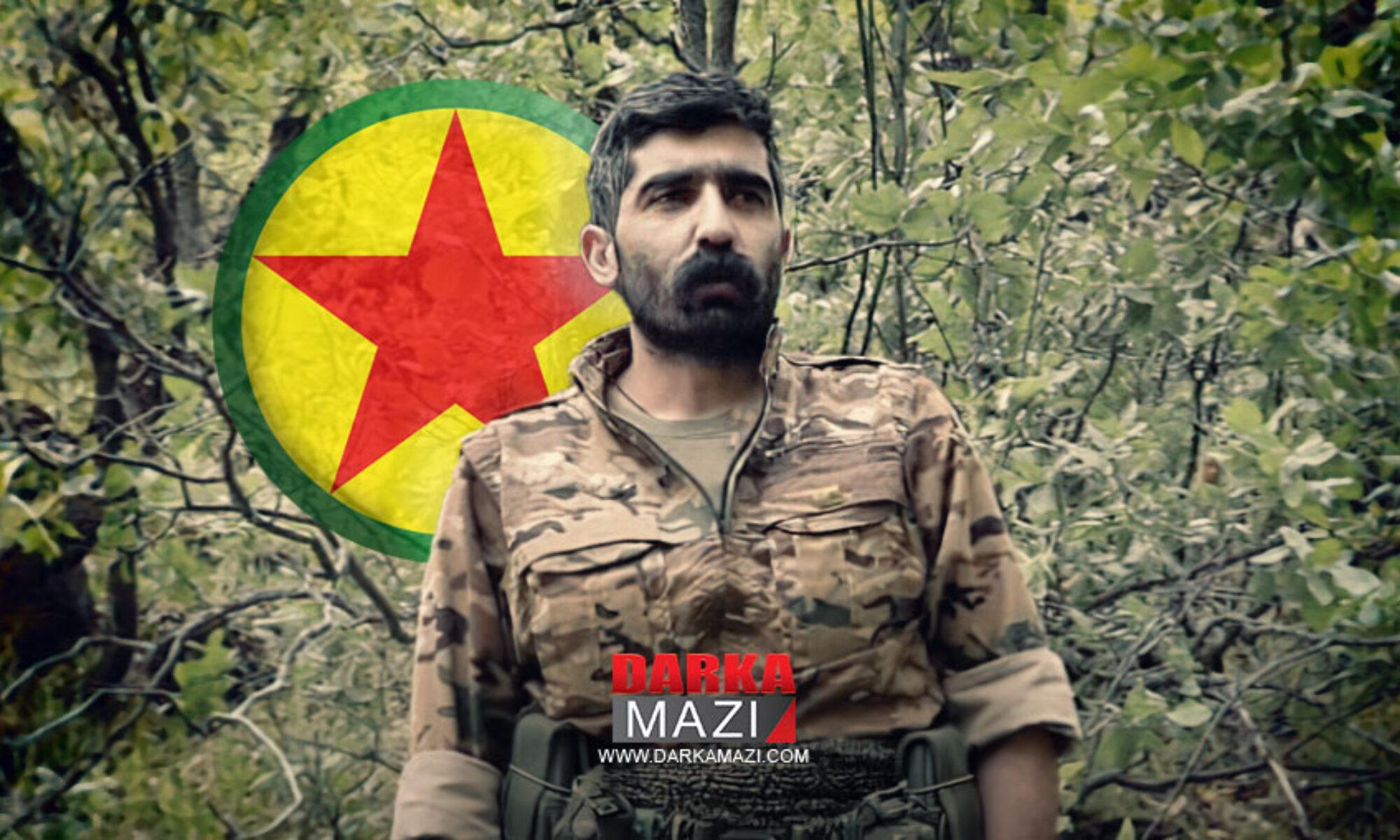 PKK'de kadro olmak ve Özgür Jiyan'da kadro, düşman, şehit, gazi, metina,