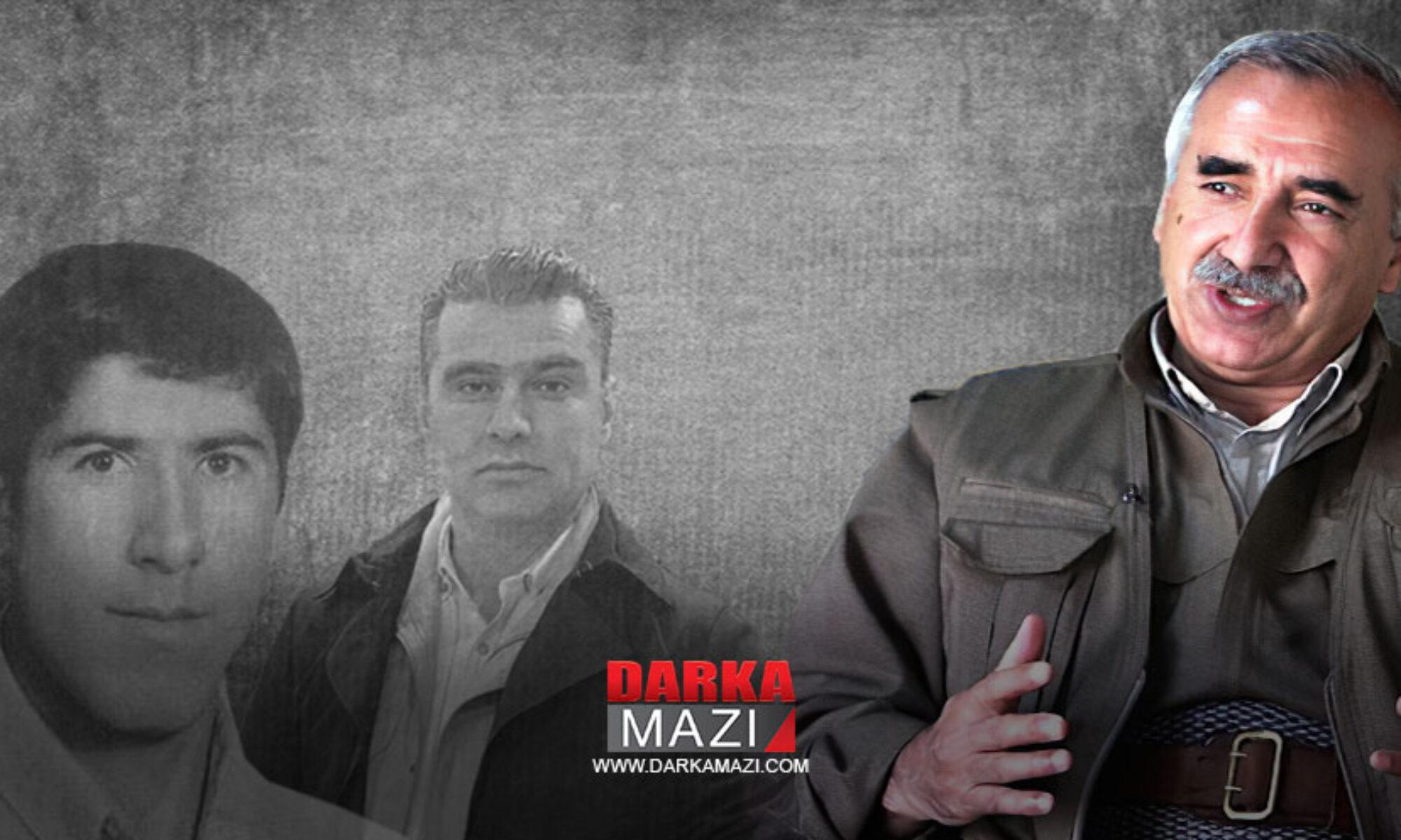 Karayılan'ın açıklamaları ve inandırıcılık üzerine Nasır, Faruk Bozkurt, Gazi Salih Alixan, KCK, PKK, Karasu, Cemil Bayık ,Duran Kalkan, Hakkamaz, Bahoz Erdal, Kandil, Metina, Kornet füze, Peşmerge, Gerilla, Halk Savunma Merkezi, Sterk TV, Behdinan, Duhok, Kurdistani Kurdewari,