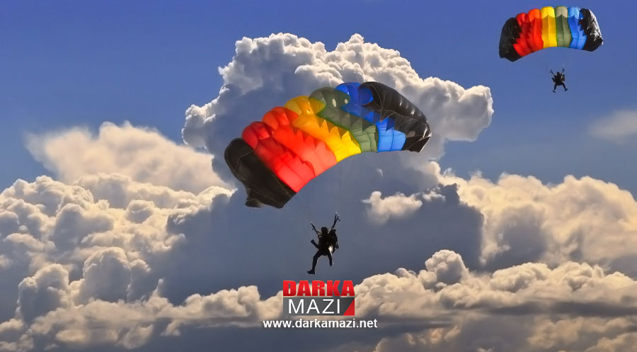 Kürdistan Bölgesi yamaç paraşütü yarışmasına ev sahipliği yapacak