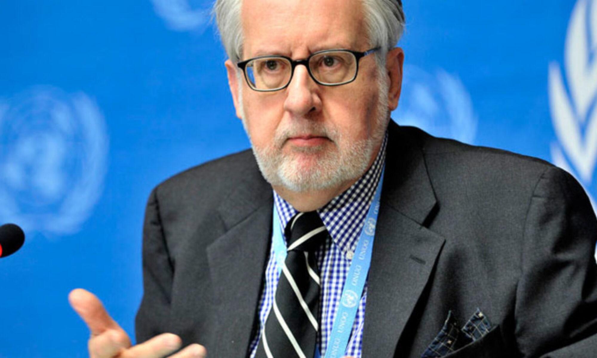 BM Suriye Araştırma komisyonu başkanı Pinheiro, Emin İsa'nın PYD'ye bağlı kişilerce işkence ile katledilmesini de değerlendirdi