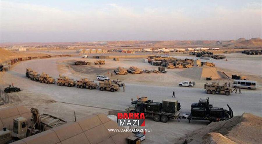 Albay Marotto: Ayn Esed üssümüze 3 roketle saldırı düzenlendi