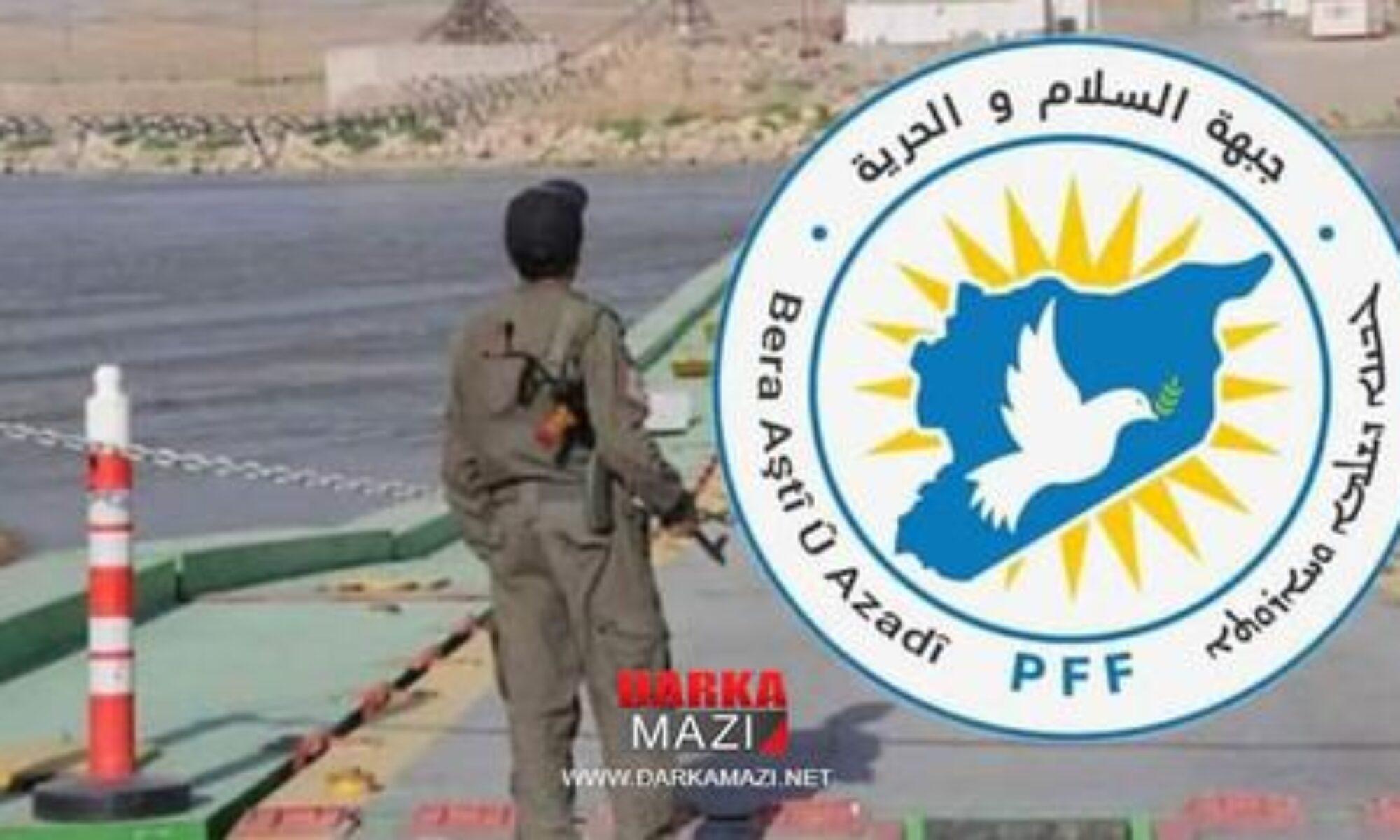 Barış ve Özgürlük Cephesi: PYD, heyetimizin Kürdistan Bölgesi'ne geçişine izin vermedi