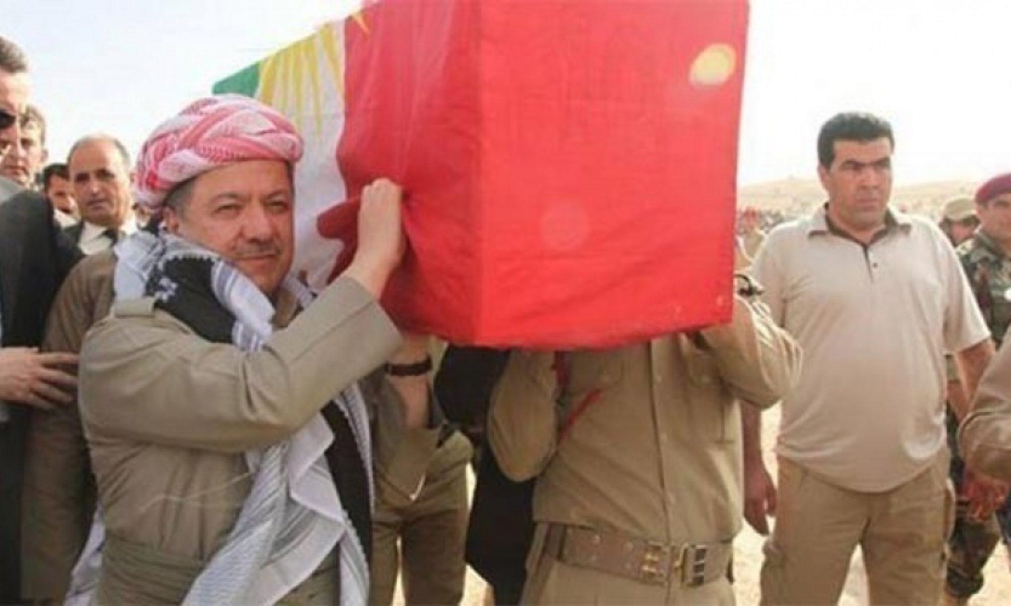 Mesut Barzani, Barzani Enfal'inin 38'inci yıl dönümünde konuştu: Kürdistanhalkının evlatlarına yönelik zulüm zincirinin bir halkasıdır
