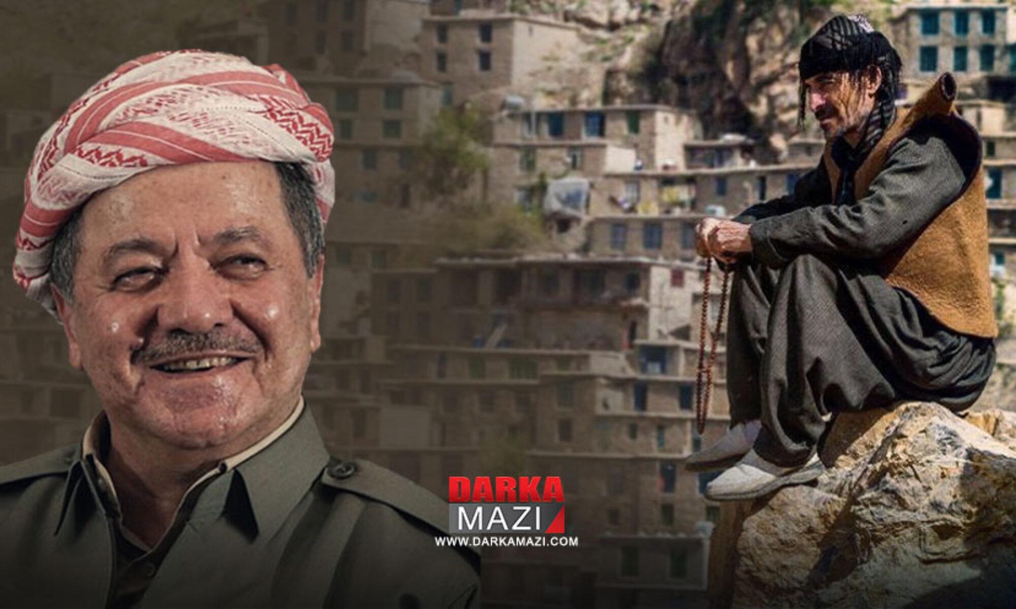 Mesut Barzani UNESCO'nun Hewreman kararına ilişkin mesaj yayınladı