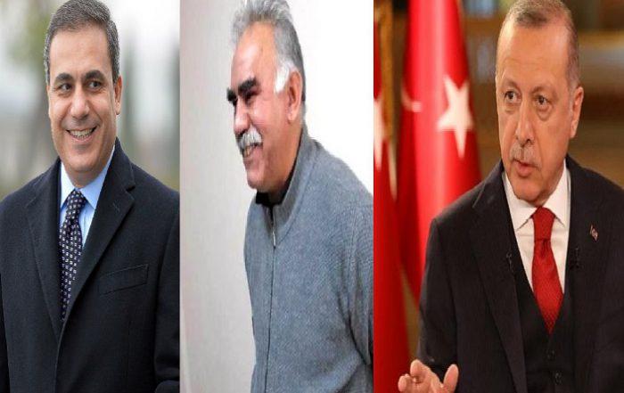 Hakan Fidan- Abdullah Öcalan ve AKP- PKK görüşüyor mu?Doğan Çetin, Ahmet Nesin, Peşmerge Kürdistan Bölgesel Yönetimi