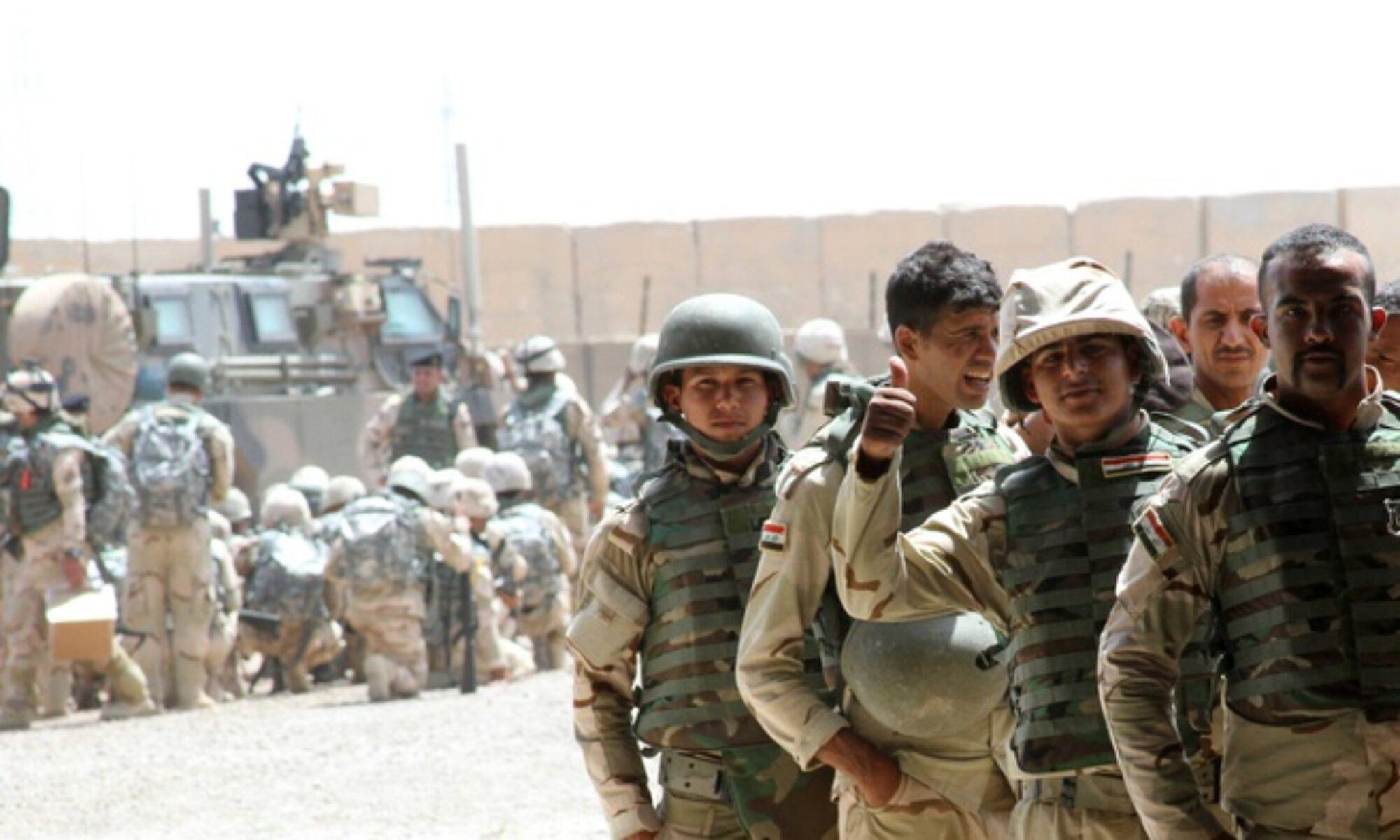 ABD Ordusu 1.Stryker Muhabere Tugayını Erbil ve Ayn el-Esed'e gönderiyor
