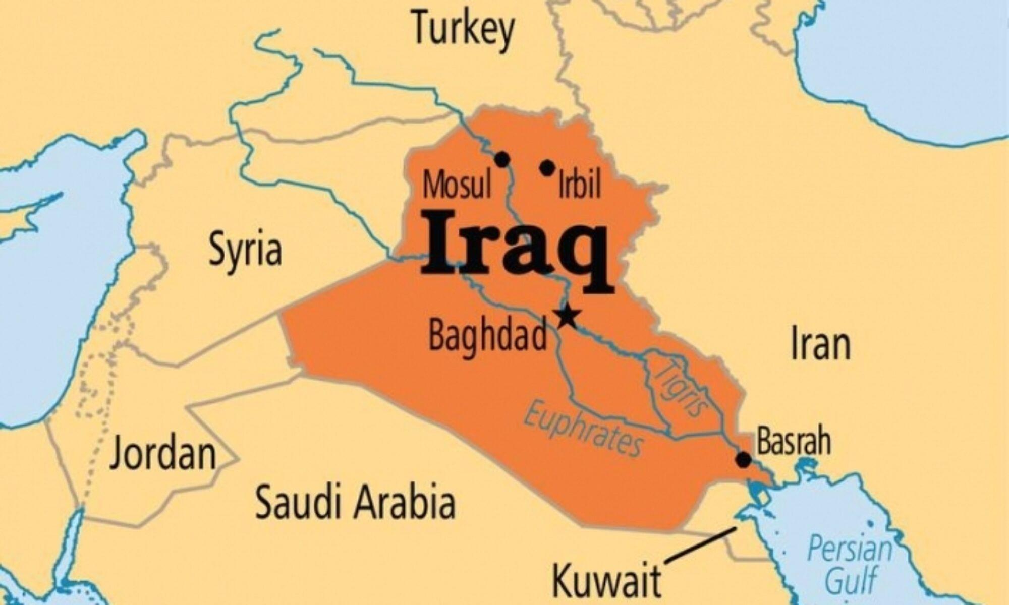 Iraklı siyasi gözlemci Meşhedani: İngilizlerin çizdiği sınırlar anlamını yitirdi, Irak yıkılmalı, Kürdistan kurulmalı