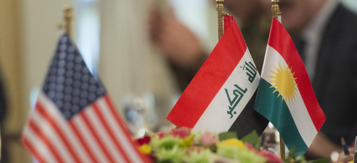 ABD-Irak Stratejik Diyaloğu'na Kürdistan Bölgesi heyeti de katılacak
