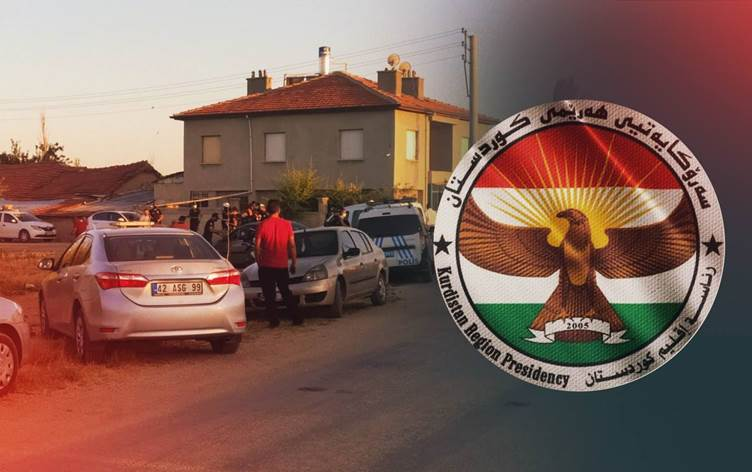 Kürdistan Bölgesi Başkanlığından Konya'da Kürt aileye yönelik ırkçı katliama kınama