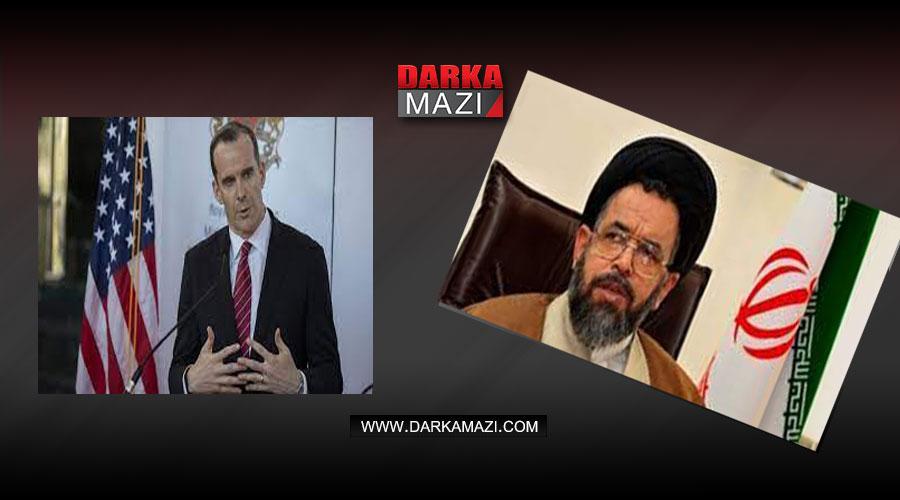 İran İstihbarat Bakanı Alevi'nin Bağdat'ta McGurk ile gizli görüşeceği iddia edildi