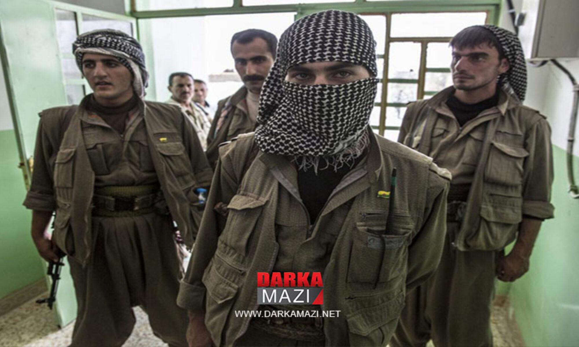PKK güçleri yine Peşmerge güçlerine saldırdı Amediye, Metina