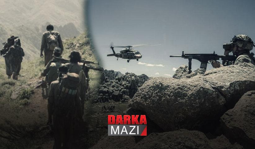 YNK'li Qedaferî'den PKK'ye: Kimseyi kale almıyorsunuz, büyük bir yanlış içeresindesiniz