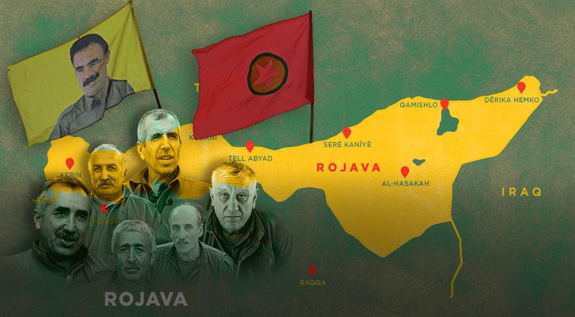 PKK'ye bağlı gurupların 2011 yılından beri katlettiği Rojavalı 54 kişinin isim listesi paylaşıldı Menal Heso, Özerk YÖnetim, Mişel Temo