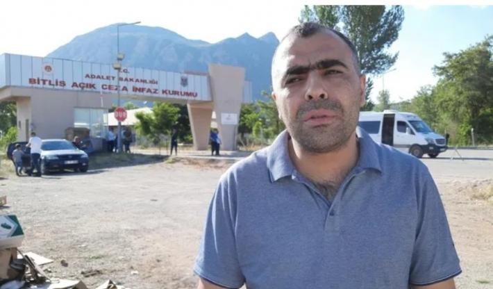 Çocuk istismarını ortaya çıkardığı için hapis cezası alan gazeteci Sinan Aygül cezaevine girdi