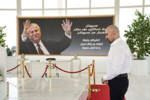 Bafil Talabani: Bundan sonra halka karşı ajanlık yapmak kimsenin haddine değildir