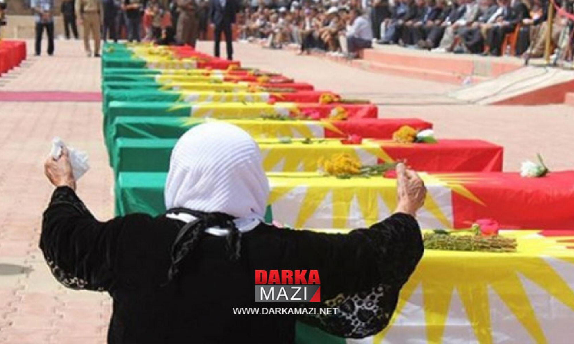 Bugün Enfal Katliamı'nın ilk halkası olan Barzan soykırımının yıldönümü