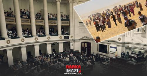 Belçika Parlamentosu Ezidi katliamını soykırım olarak tanıyan ikinci ülke oldu