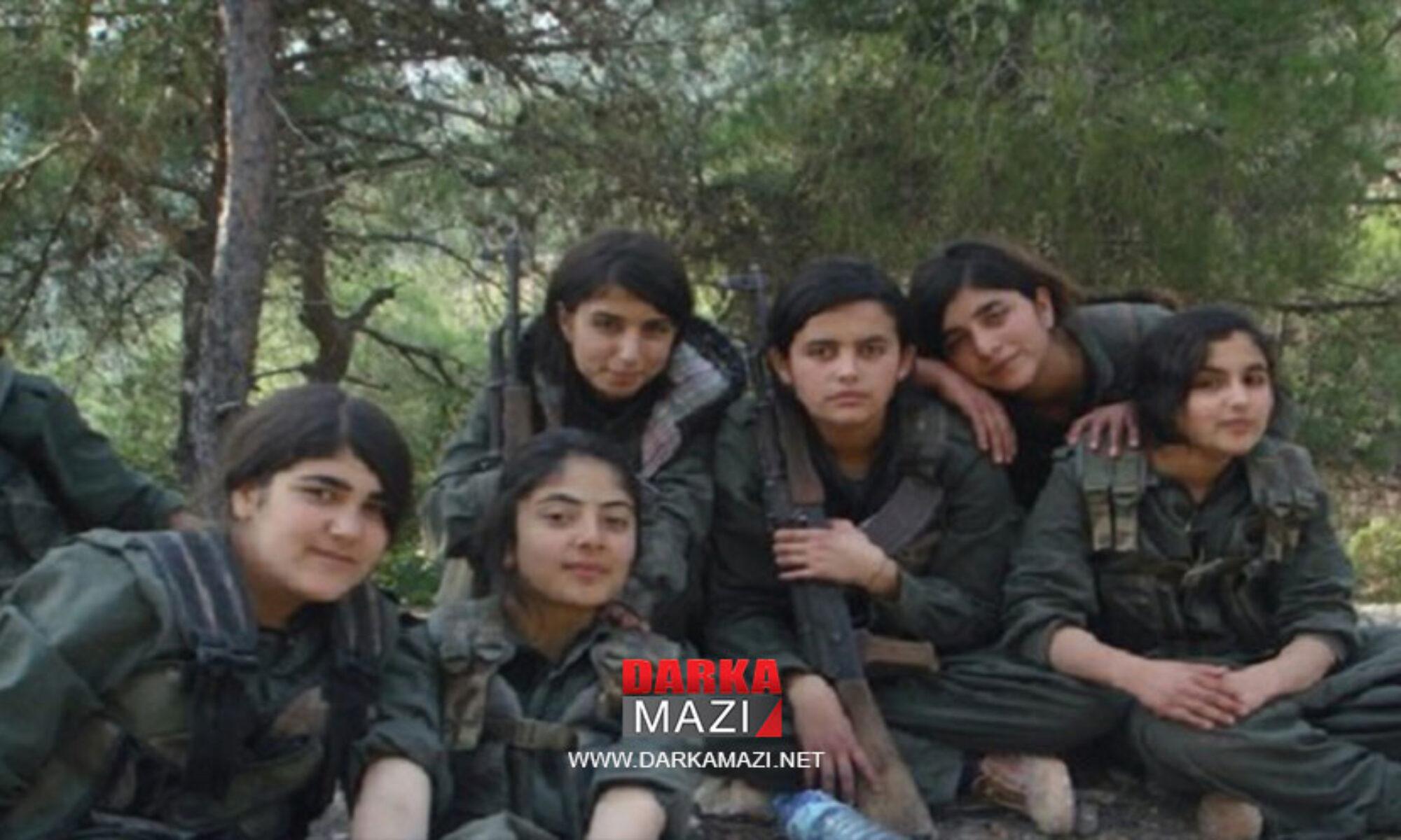 PKK'nin çocuk savaşçıları ABD Dışişleri Bakanlığı'nın yıllık raporuna geçti
