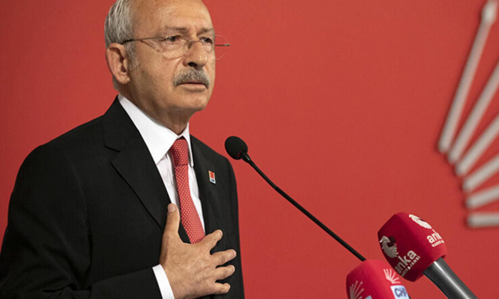 Kılıçdaroğlu Suriye'nin kimin yıktığını söylemeden çözüm arıyor: İktidar olsak Suriyelileri geri göndereceğiz