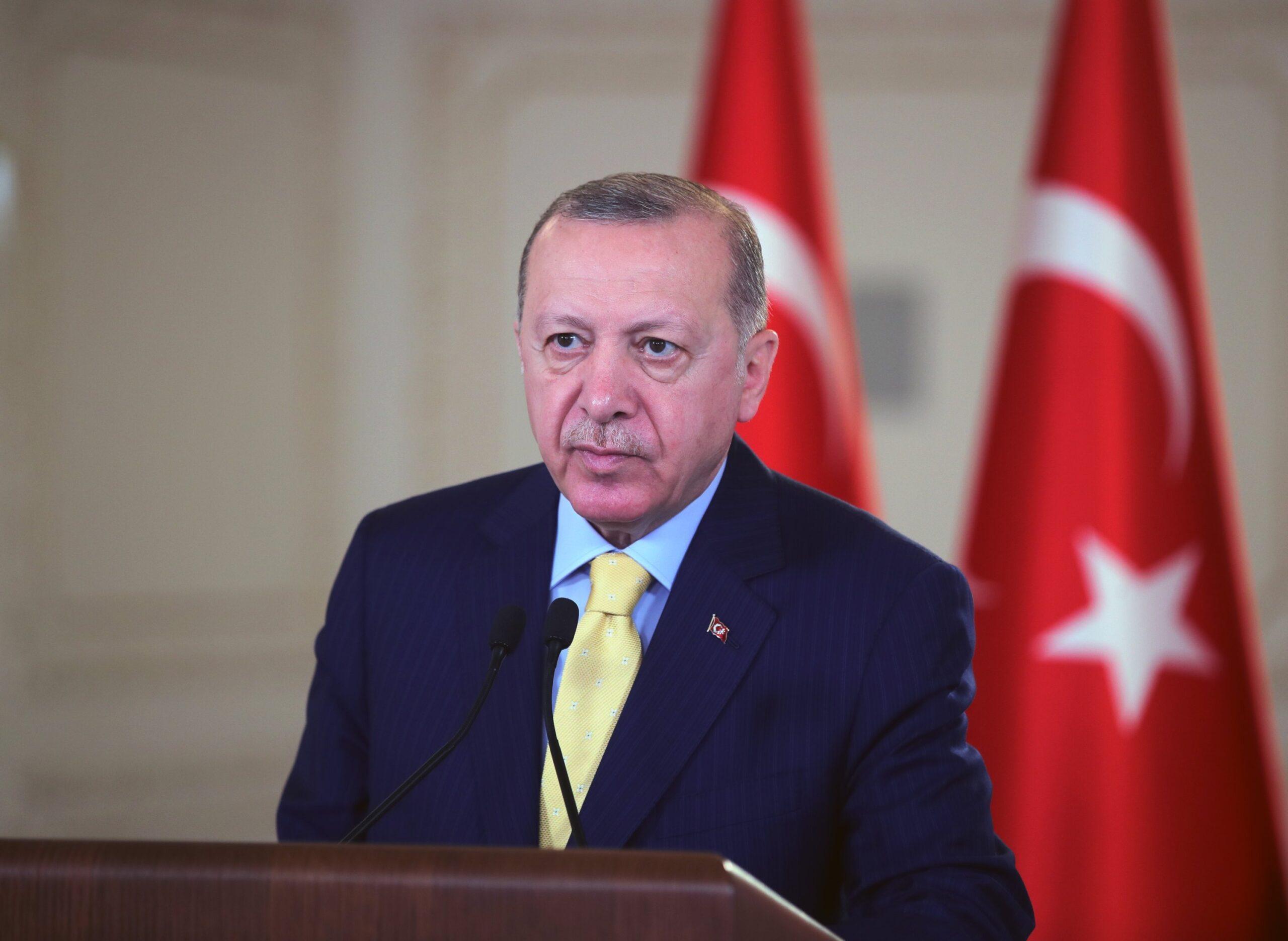 Erdoğan: Taliban bize Kabil Havalimanı'nın işletilmesini teklif etti