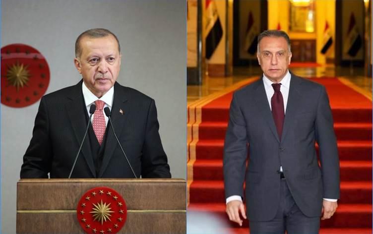 Kazımi-Erdoğan görüşmesinde Şengal saldırısı da gündeme geldi