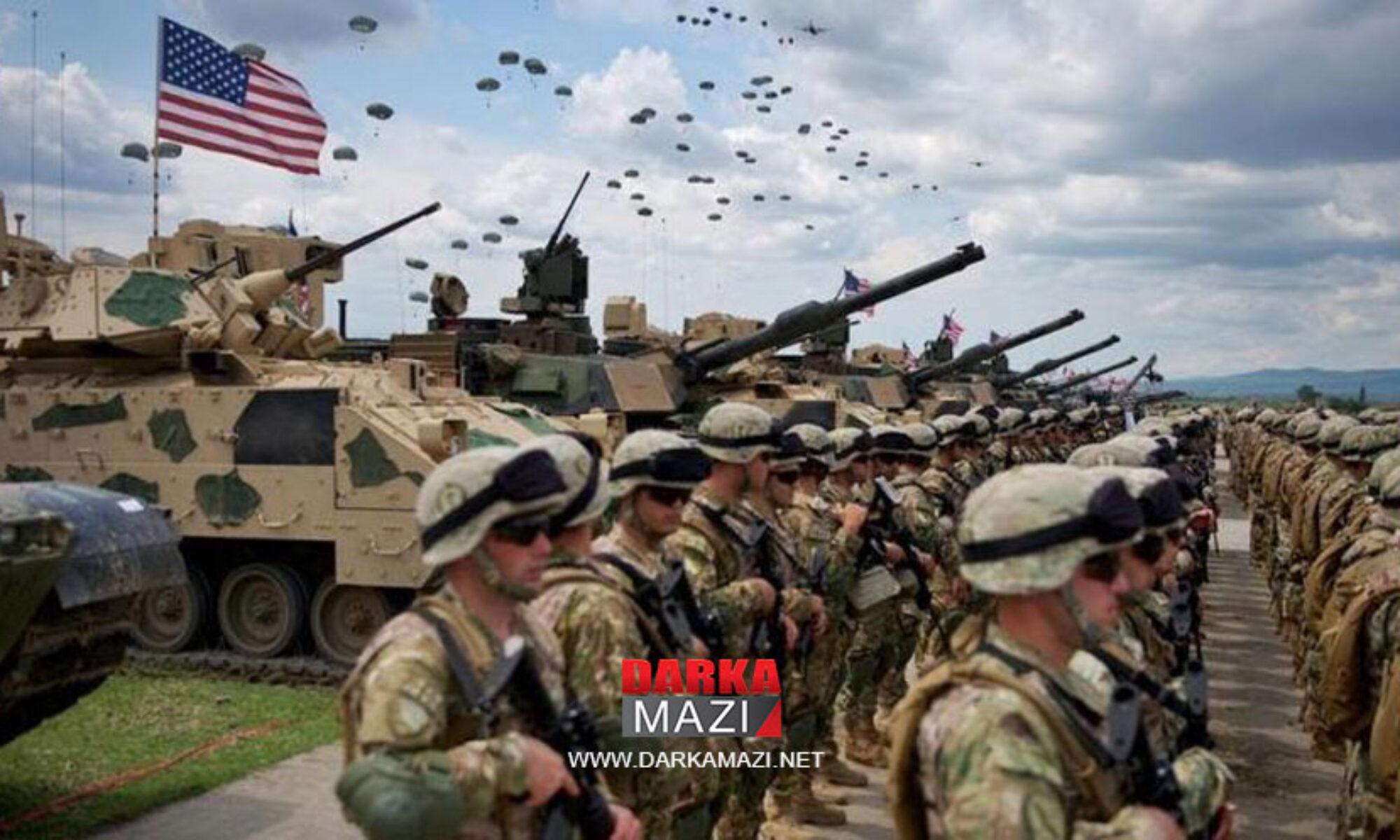 ABD'den IŞİD Horasan güçleri hava operasyonu