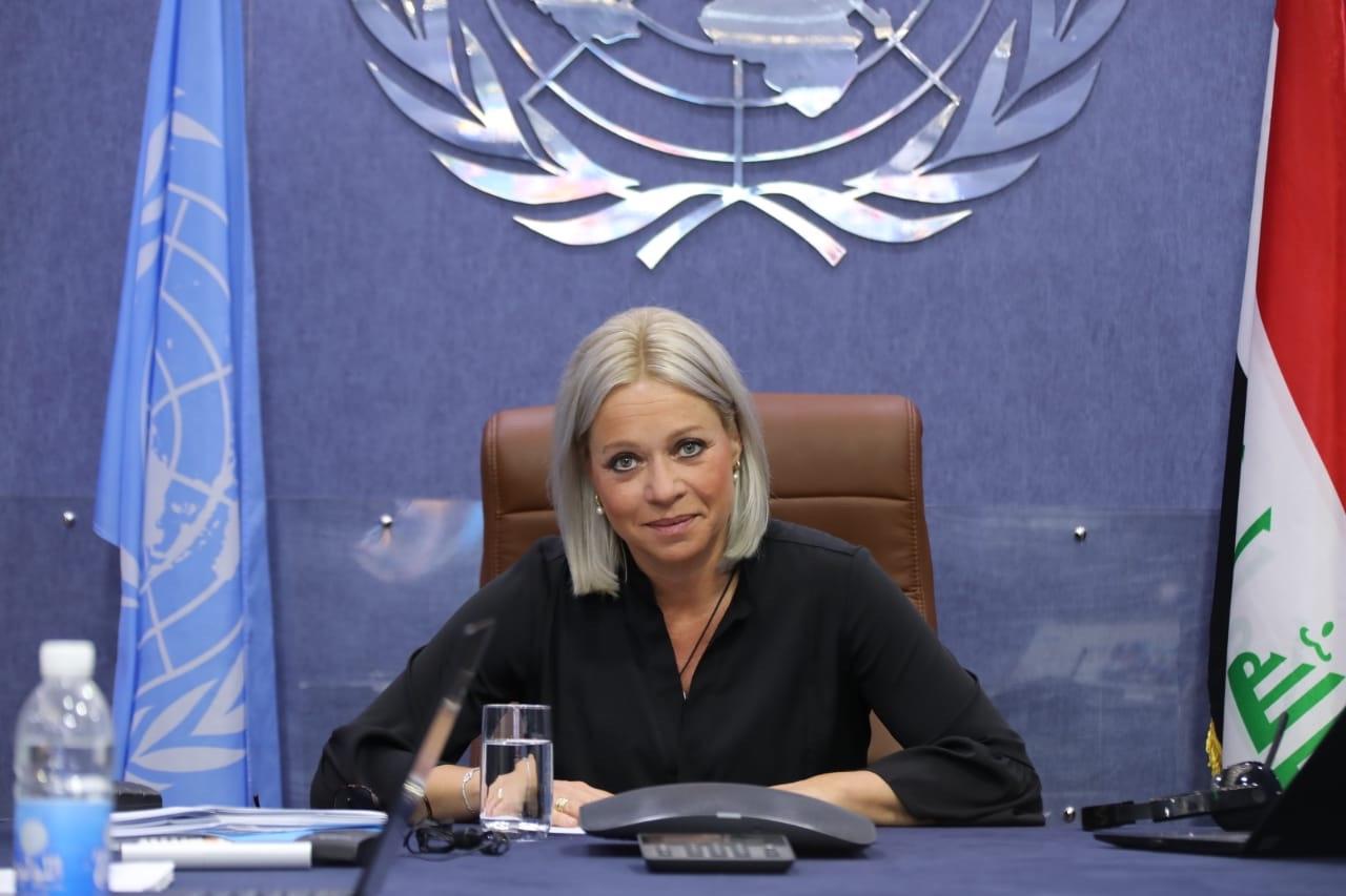 BM Irak Özel Temsilcisi Plasschaert: Şengal anlaşması Şengal ve Ninova halkının çıkarınadır