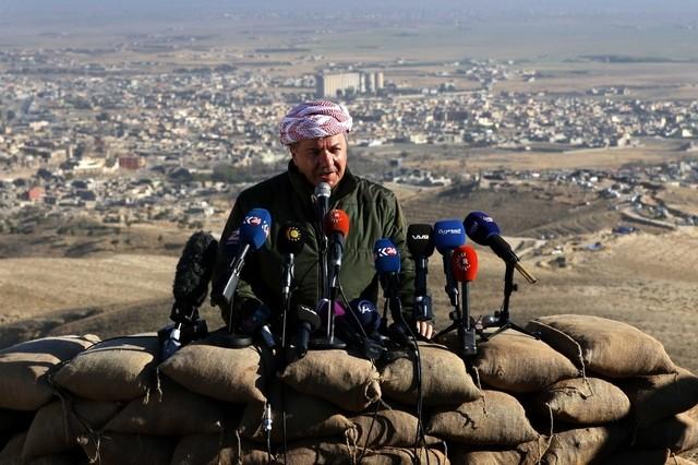 Mesut Barzani Şengal operasyonunun yıl dönümünde katilamı değerlendirdi