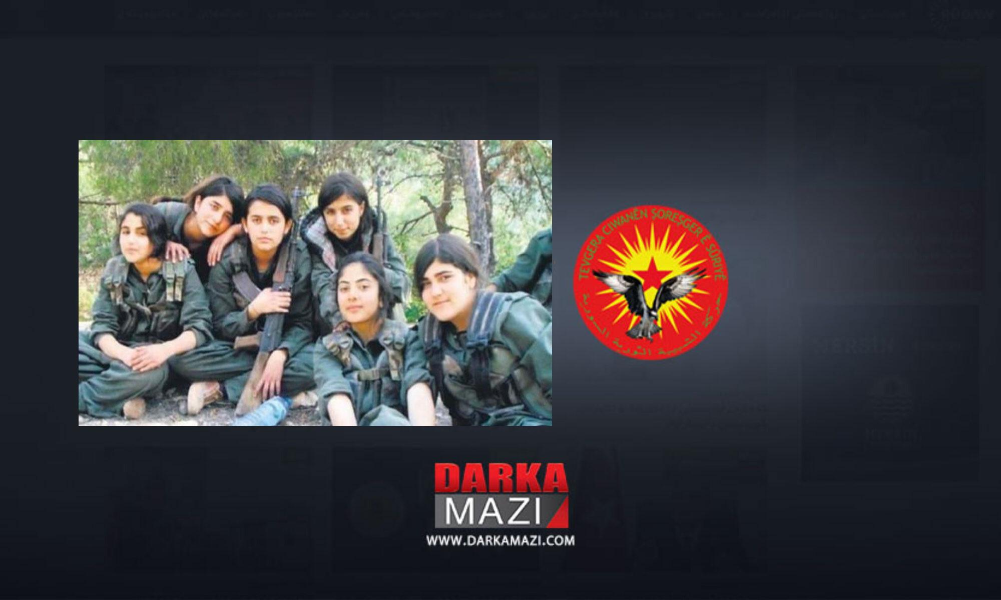 PKK gençlik örgütü Qamişlo'da yine bir çocuğu kaçırdı Ciwanen Şoreşger