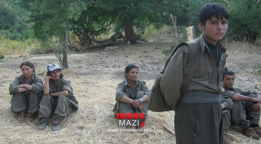 """ABD Dışişleri Bakanlığı yıllık """"Dünyada çocukları silahlandırma ve insan ticareti"""" raporunda PKK, IŞİD ve Haşdi Şabi'de yer aldı"""