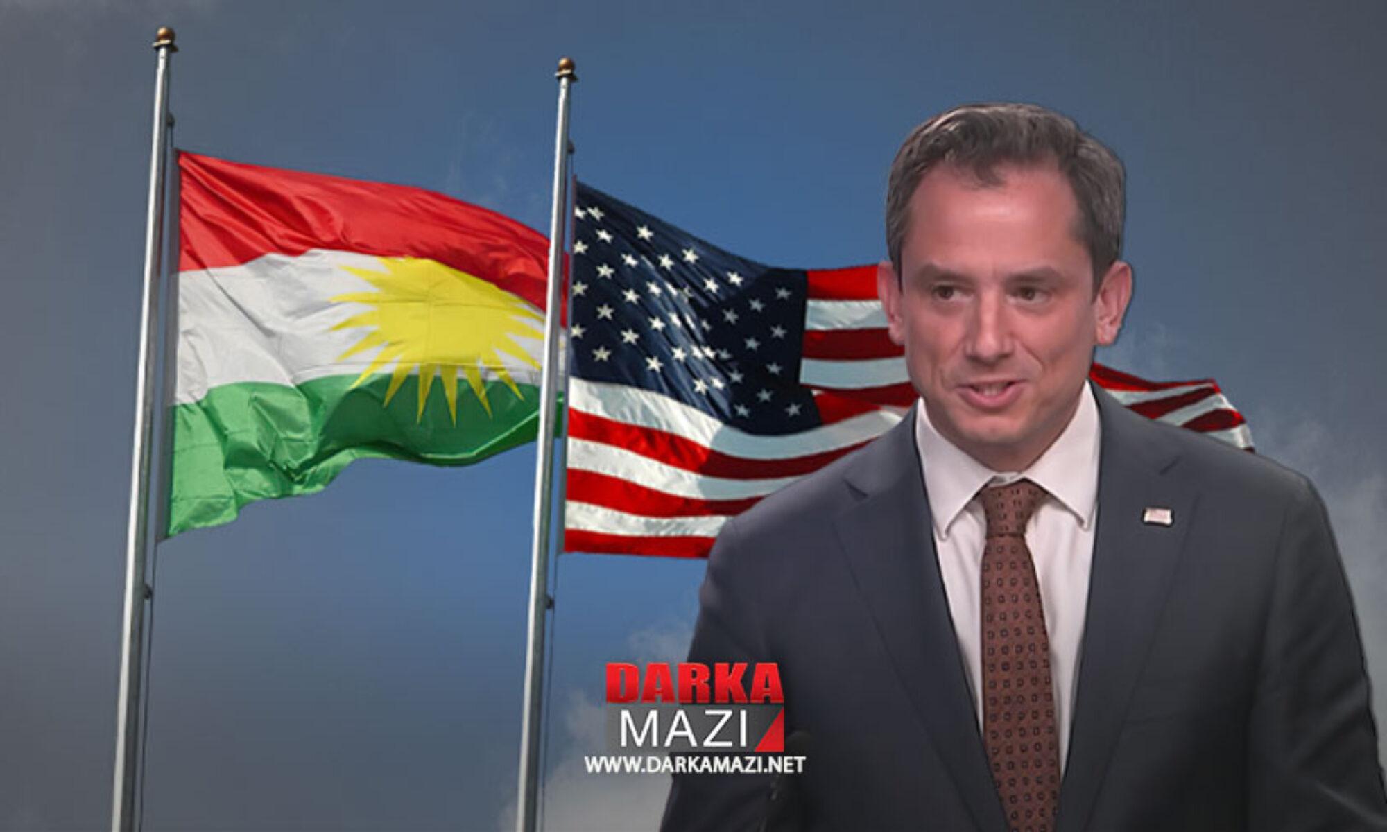 Başkonsolos Palladino: ABD Kürdistan Bölgesi ve Irak'tan çıkmayacak