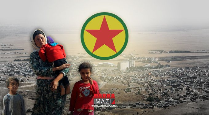 ABD: Haşdi Şabi ve PKK'nin elindeki Şengal'e kimse dönmez