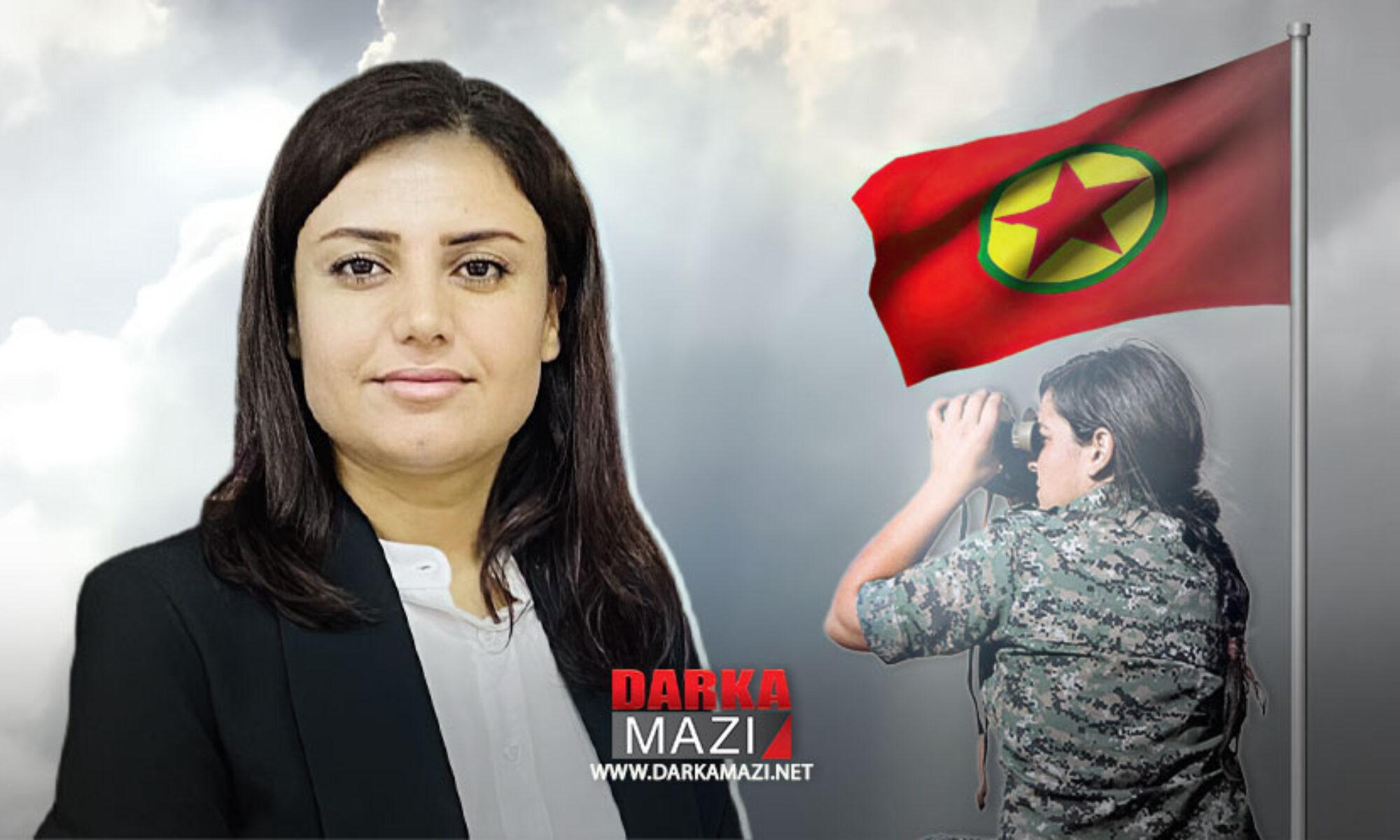Ezdi Kürt kadın aktivist Dilvîn Xelef: IŞİD'in kaçırdığı kızları kurtara biliyoruz ama PKK'nin kaçırdıklarını kurtaramıyoruz