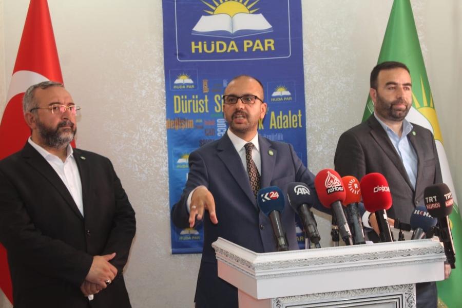 """HÜDA PAR'dan devleti aklayan Konya raporu: """"Konya'daki katliamda ırkçılık yok"""""""