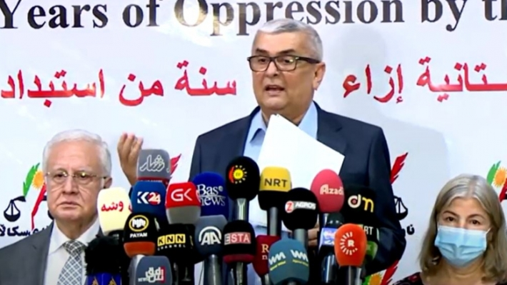 Irak devletinin 100'üncü kuruluş yıl dönümünde Kürtlerden gecikmiş ama önemli bir adım geldi Azad Cundiyani,