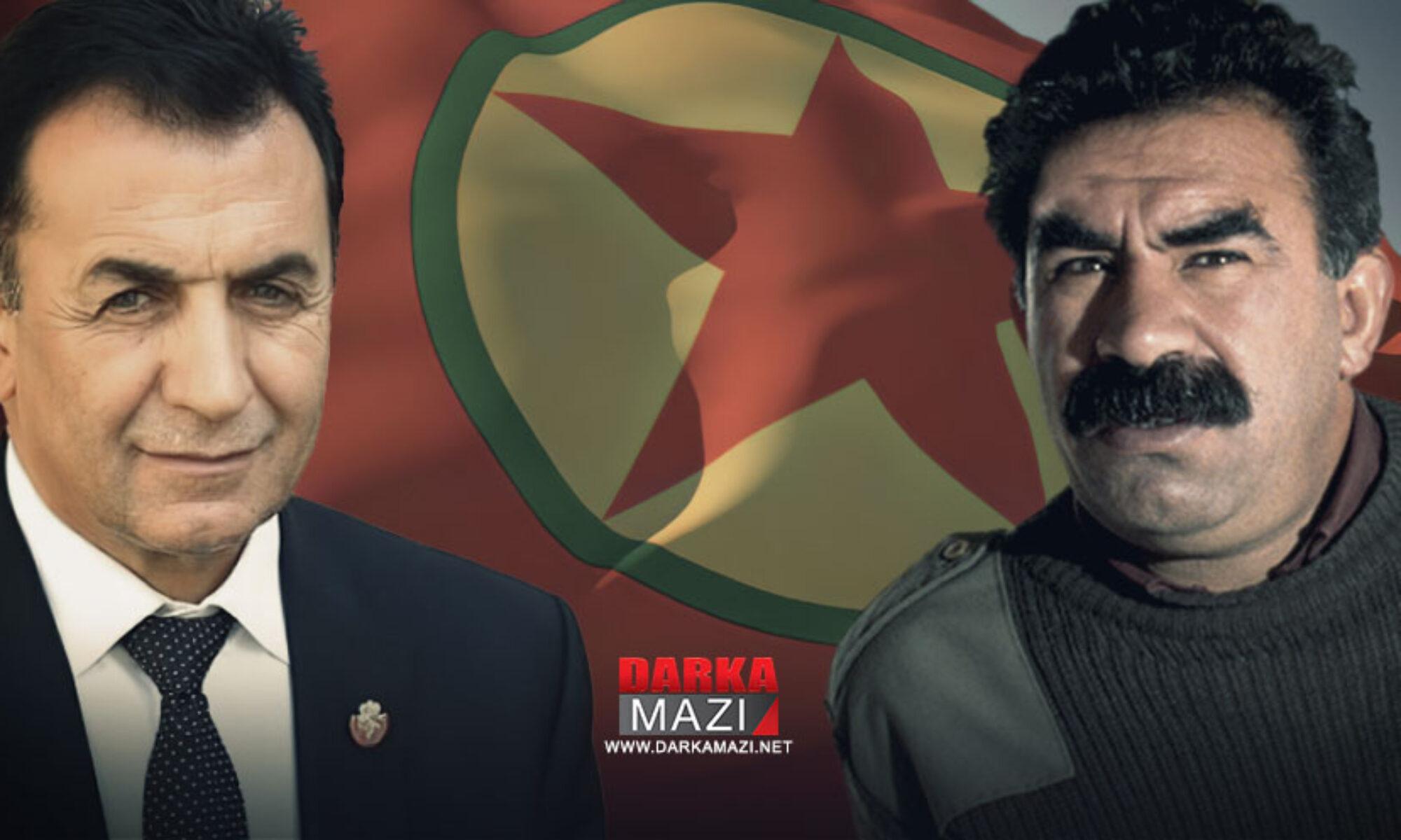 PKK sözcüsü Kamuran Berwari ve gerçeklerBehdinan, Kuzey Kürdristan, Hendek savaşları, Metina, Süleymaniye,