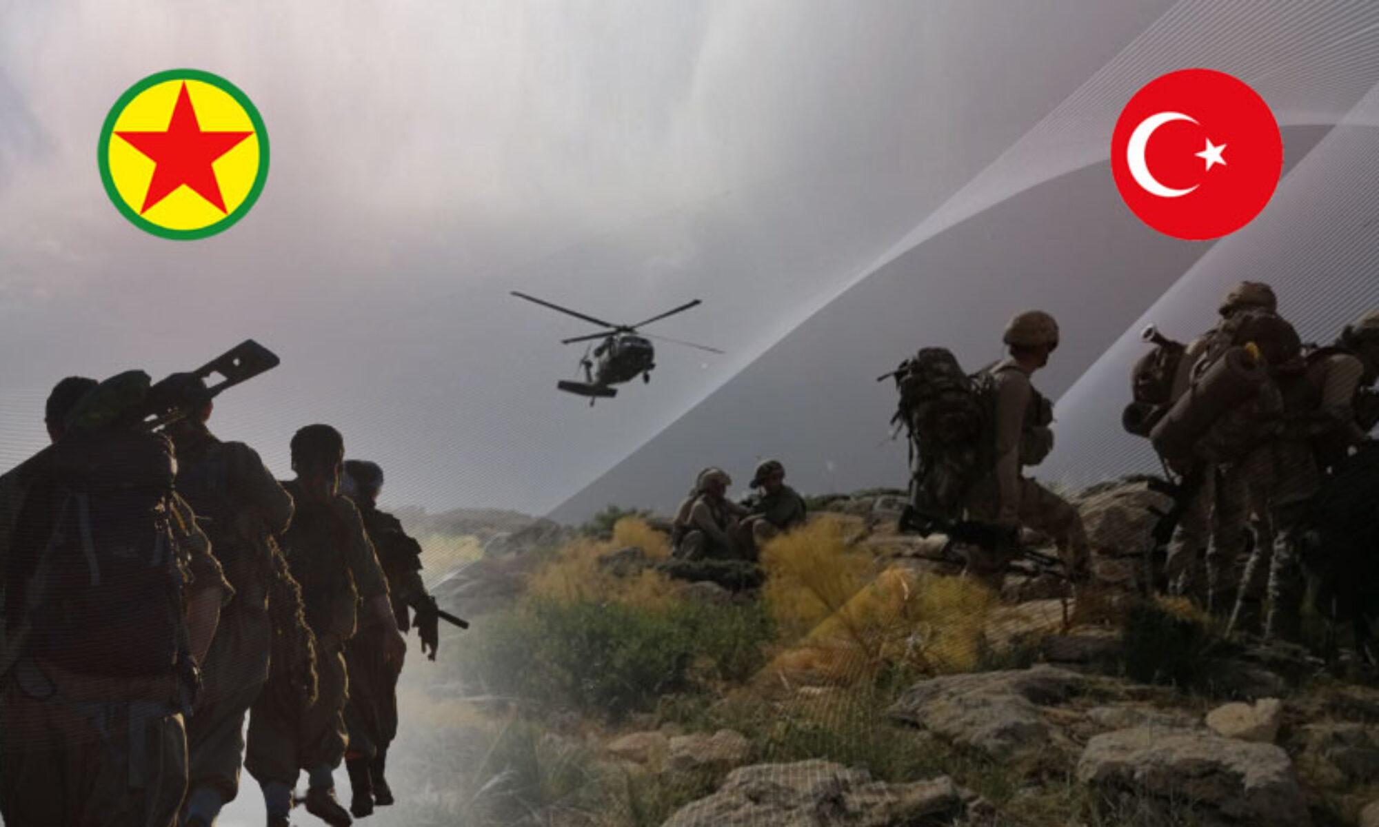 TSK ve PKK çatışmasında yine bir sivil hayatını kaybetti