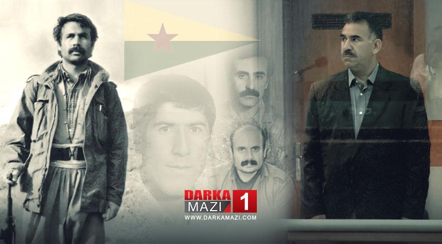 15 Ağustos çizgisinden 15 Şubat çizgisine değin; PKK'de silah ve şiddet HRK, ARGK, PYD, YPG; YPJ; İmralı, Atilla Uğur