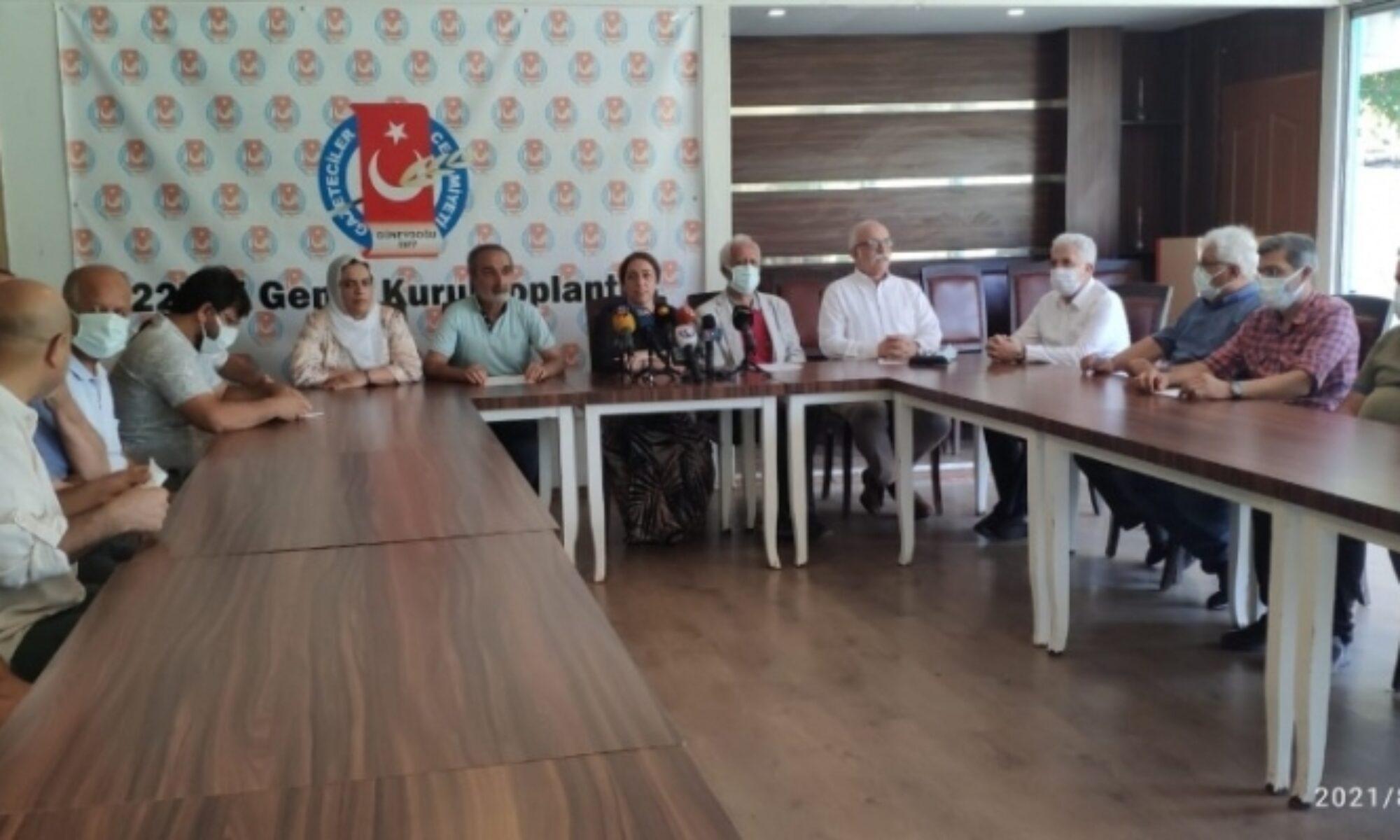 Kürdistani İttifak Gurubu Konya'daki ırkçı saldırıya karşı ortak açıklama yaptı