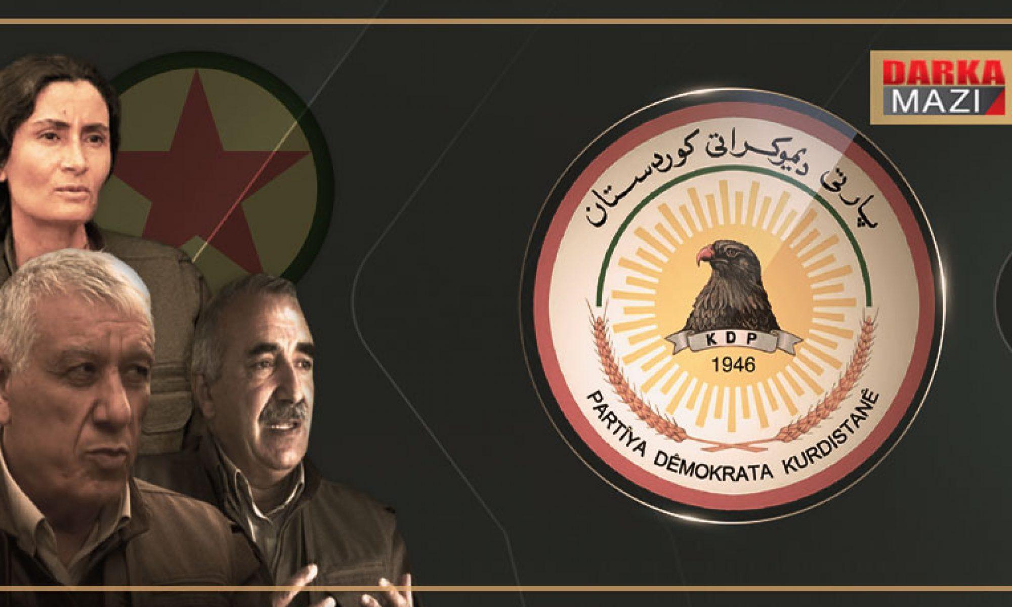 PDK'den PKK'ye: PKK işlediği suçlardan dolayı halk mahkemesine teslim edilmelidir Necat Hesen, Özgür Jiyanda, Süleymaniye,