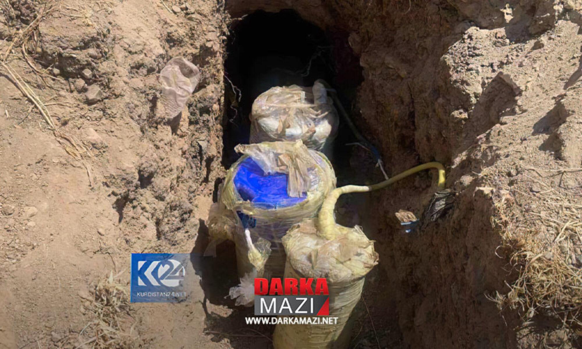 Peşmerge Bakanlığı: PKK'nin yola döşediği mayın Peşmerge aracında patladı
