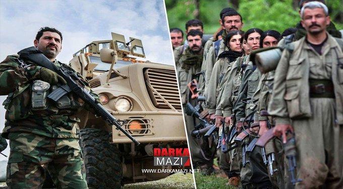 PKK Kürdistan Bölge Yönetimine karşı yeni bir hamle başlattı Özgür Politika, Ronahi TV, Macron, Papa Francois, Barzani, KDP